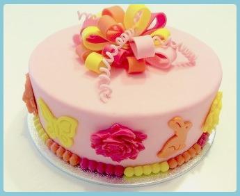 Feestje Je eerste taart Bakken & Zo