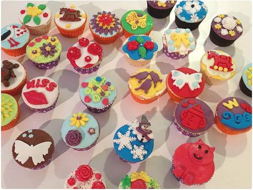 Kinderfeestje Cupcakes Feestje Bakken & Zo