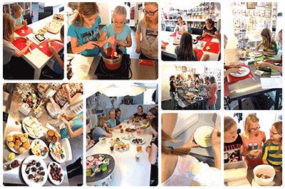 Kinderfeestje High Tea Bakken & Zo