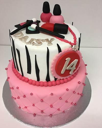 Verjaardagstaart Bakken & Zo